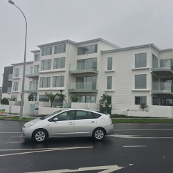 Omahu Road Apartments, Remuera